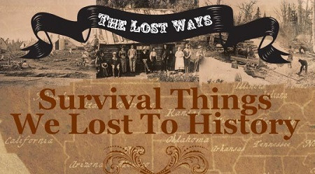 The Lost Ways eBook Review