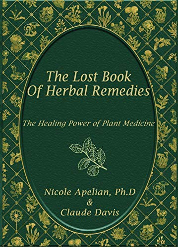 Lost Book Of Herbal Medicines