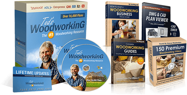 Teds Wood Working Bundle